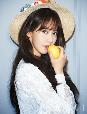 Yoona SNSD Girls' Generation - Ceci Magazine April Issue 2015