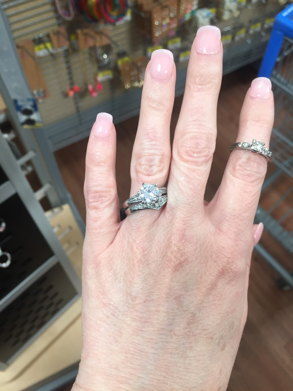 The Fortenberry Four: That Time I Lost My Wedding Ring Forever