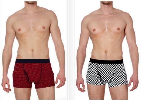 Ropa interior hombre lenceria masculina en oferta boxer for Oferta ropa interior hombre