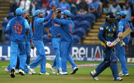 India vs Sri Lanka vs Sri Lanka Tri-series 2013 Livescores, SL vs Ind scores 2013,