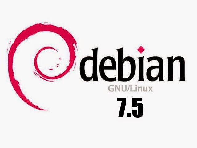 Actualizar Debian Gnu/Linux 7.3 a 7.5 desde el terminal