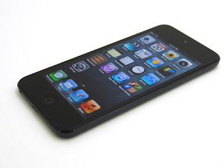 ipod touch review 5th generation front