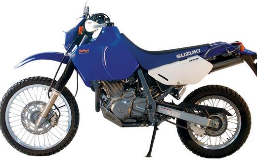 2015 Suzuki DR650 SE Critique Review