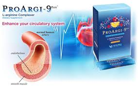 ProArgi 9 Helps Weight Loss
