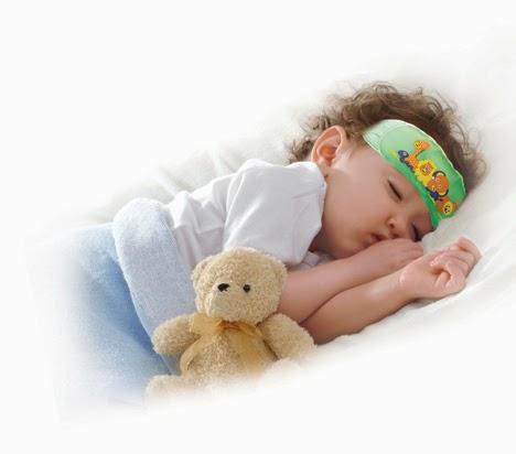 turunkan suhu ketika anak demam