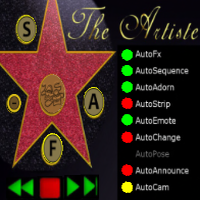 The Artiste Performance HUD and Suite