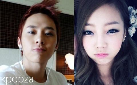 Yong Jun Hyung(B2ST) และ Goo Hara(KARA) เลิกกันอย่างเป็นทางการแล้ว