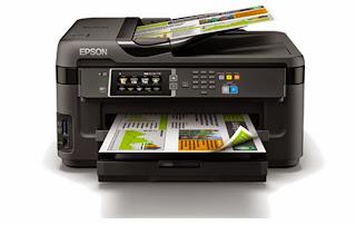Epson WorkForce WF-7611