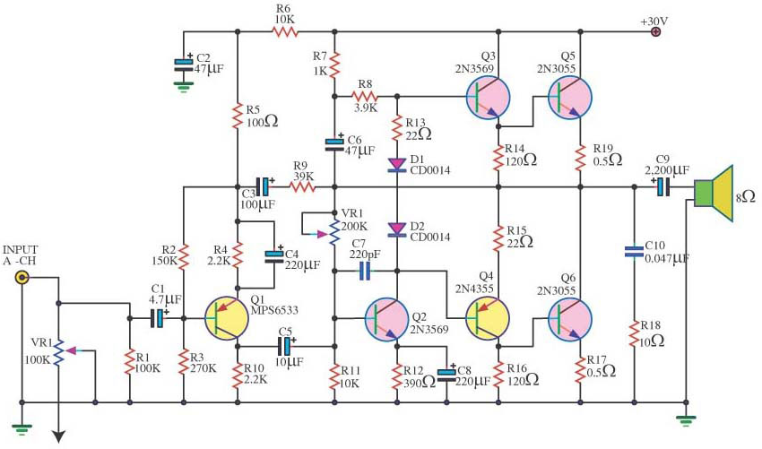 Jbl Lifier Wiring Diagram besides 4 Channel Car Lifier Wiring Diagram as well Rd Audio Subwoofers Wiring Engine Diagram in addition Kicker L7 4 Ohm Wiring Diagram together with Tremolo Pedal Schematic. on wiring diagrams for lifiers