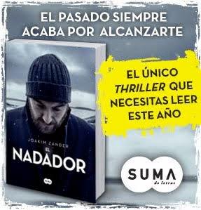 Novedad Editorial: EL NADADOR