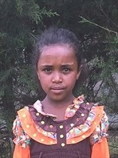Tamire - Ethiopia (ET-583), Age 7