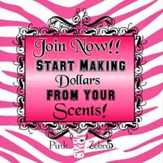 Start a Candle Business Pink Zebra Image