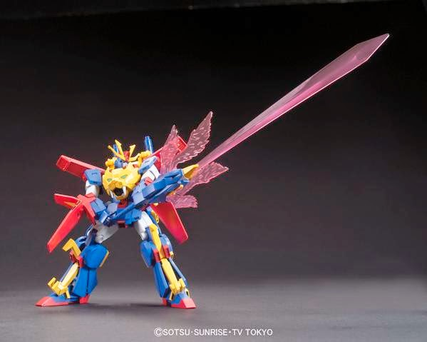 bandai gundam model kits tryon 3