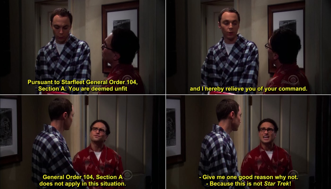 The Big Bang Theory Quote-26