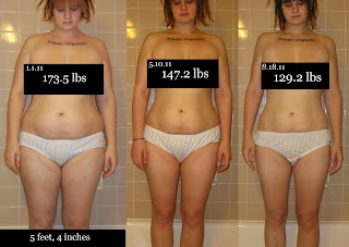 How is it possible to lose weight but gain body fat