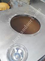 stailness steel tandoors