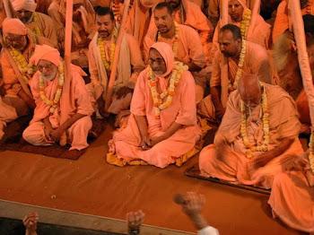 Sri Srimad Bhaktivedanta Vaman Gosvami Maharaja
