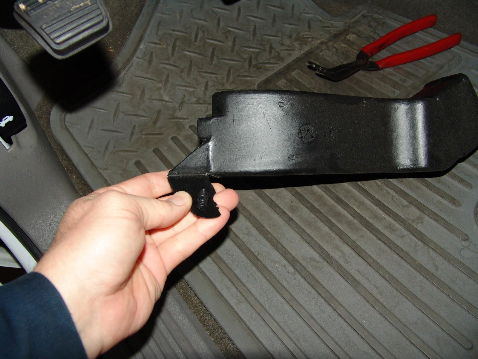 2003 Chevrolet Silverado Changing The Mode Actuator Code