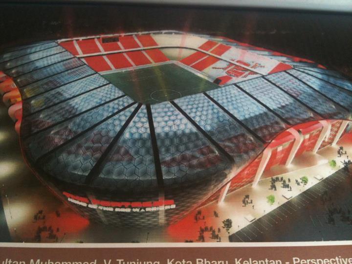 Stadium Baru Kelantan