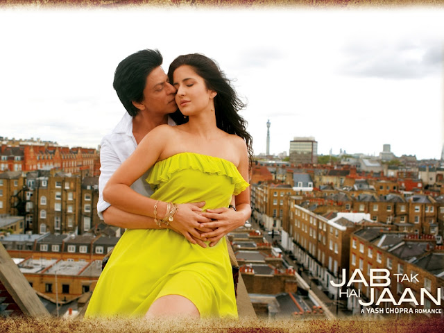 Shahrukh and katrina hot stills