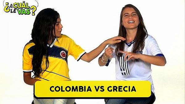 REPETICION SELECCIONES COLOMBIA VS GRECIA, Goles, Resultados, Estadisticas, Online