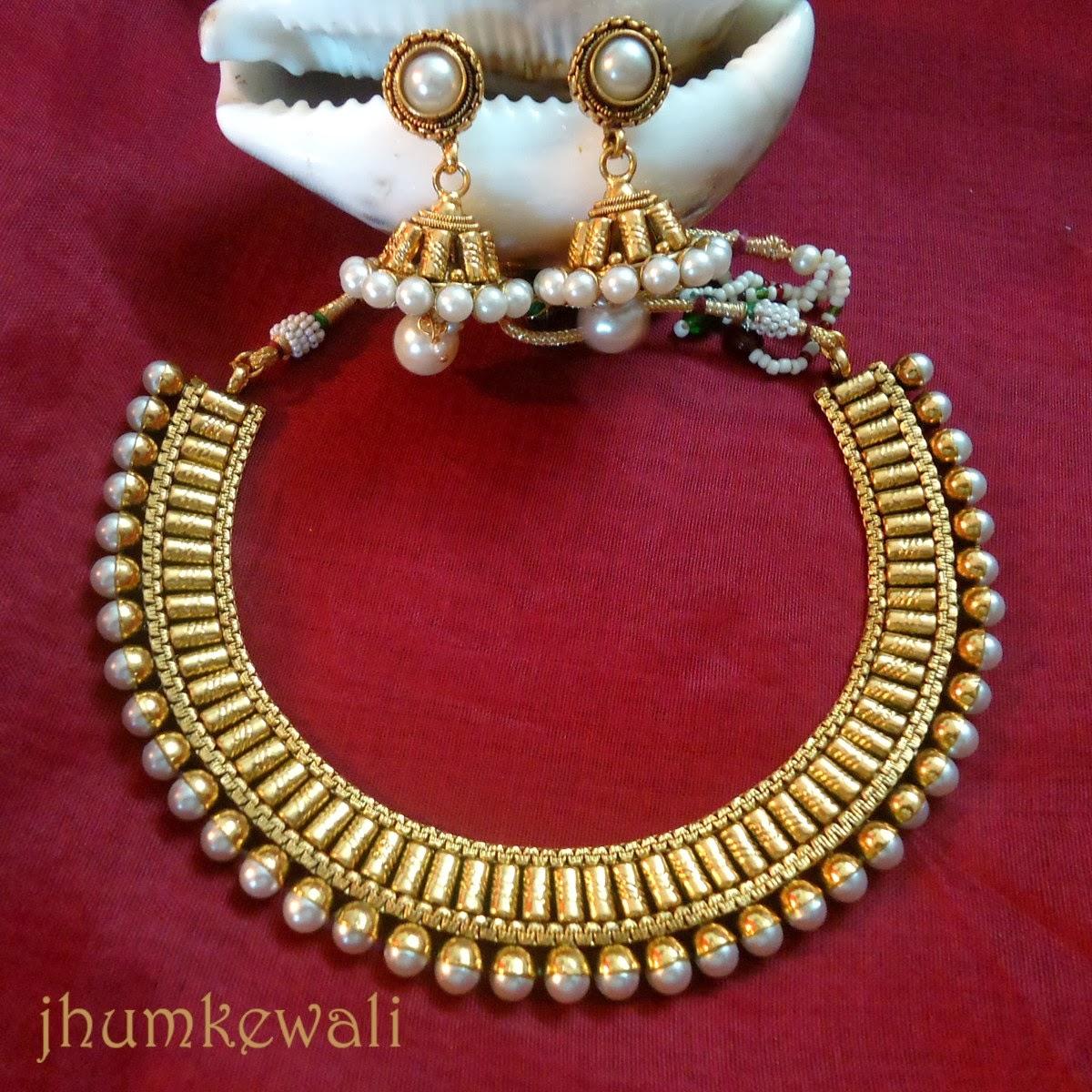 Pearls Wedding Fashion Gold Jewelry 36 ~ Fashion Jewellery