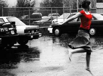 """life is not about waiting for the storm to pass.. it's learning to dance in the rain"""