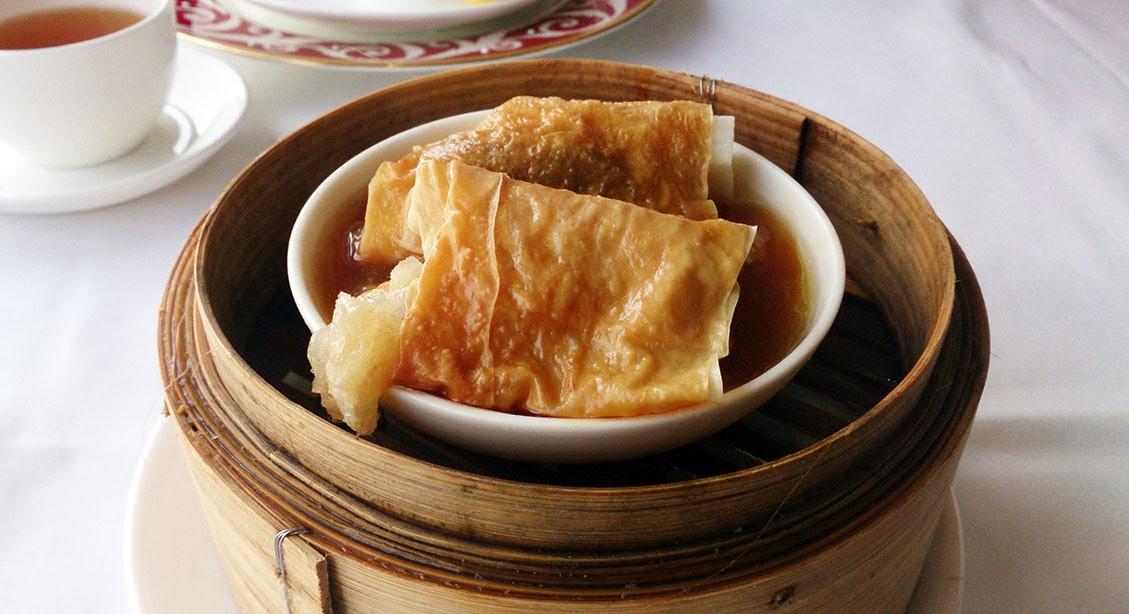 Steamed Fish Rolls Recipe — Dishmaps