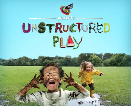 Shout Unstructured Play