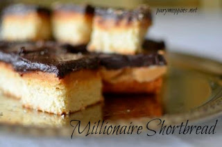 Millionaire Shortbread from Pary Moppins