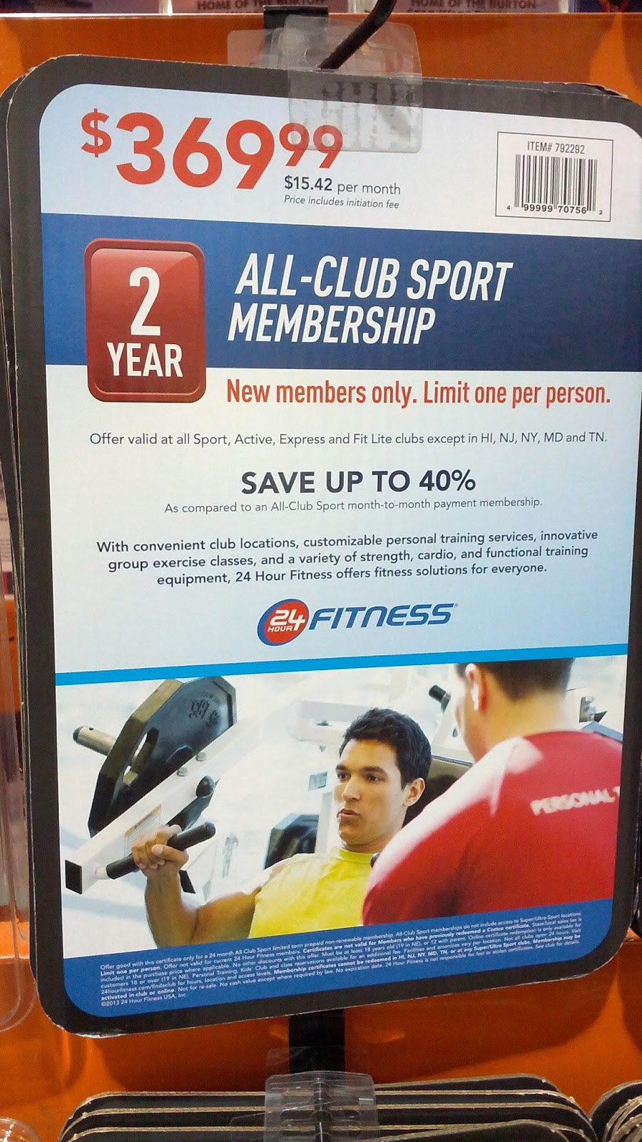 Costco is known for its membership perks, many of which extend beyond the four walls of the store, like cheap gas, vacation deals, and insurance policy discounts. It turns out, a cheap gym.