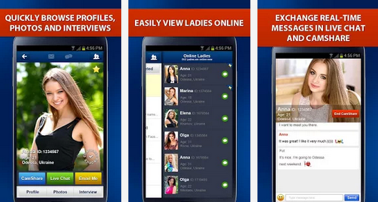Amazoncom: AnastasiaDate: Appstore for Android