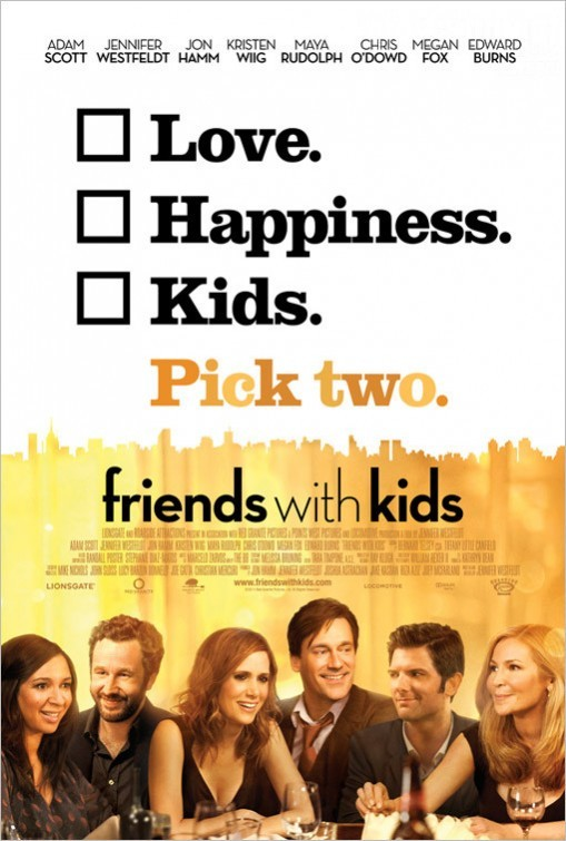 ... with kids movie poster d2372 Friends with Kids streaming SUB ITA 2011