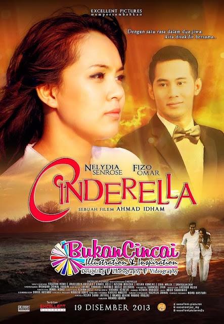 Sinopsis Filem Cinderella, Lakonan Nelydia Senrose