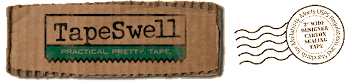 I make crafts for TapeSwell