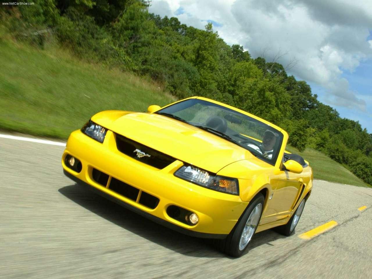 Pour 1994, la Mustang a subi