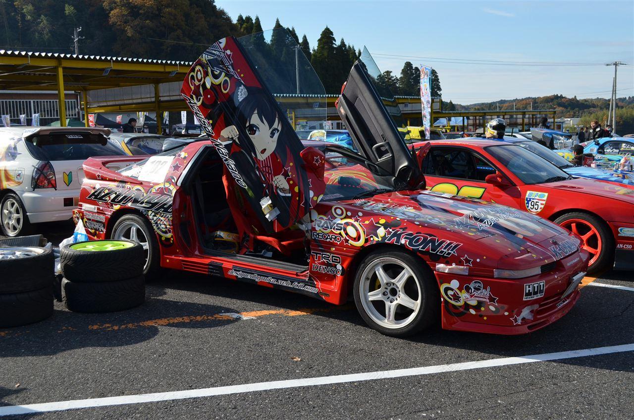 Anime Liveries Forums - Car anime stickers