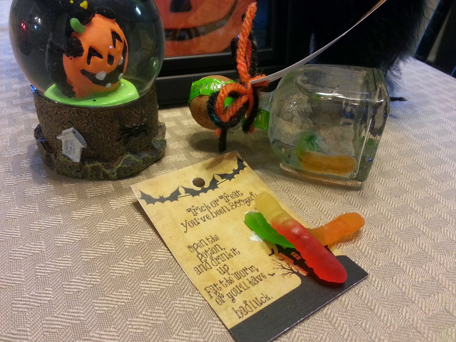 Bacon Time With The Hungry Hypo: DIY Adult Halloween Trick And Treat ...