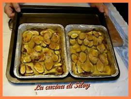 Tortino sfizioso con zucchine