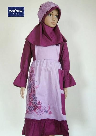 Grosir baju muslim anak busana muslim anak gamis anak Baju gamis anak laki murah