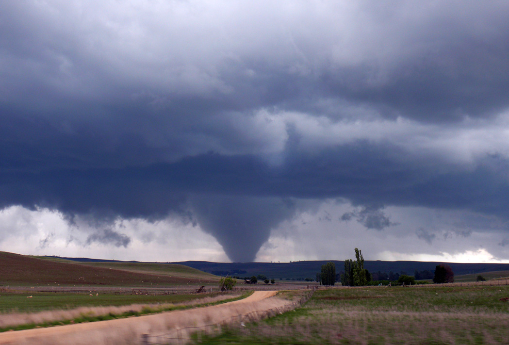 the truth about tornadoes The great plains of the us suffers more tornadoes—and more violent  the  truth is, the us very well may not get three out of every four.