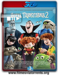 Hotel Transilvânia 2 Torrent - BluRay Rip