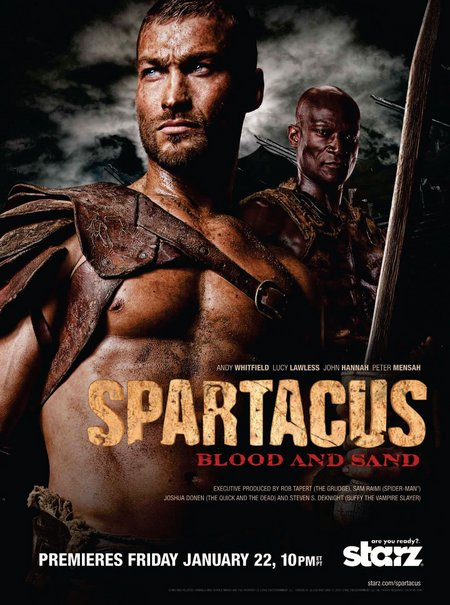 Spartacus: Blood And Sand 1. Sezon T�m B�l�mleri �zle