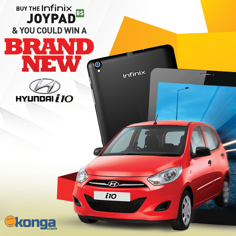 BrandArena: Do You Want To Win A Brand New Hyundai I10; Winner Of Multiple 'car Of The Year