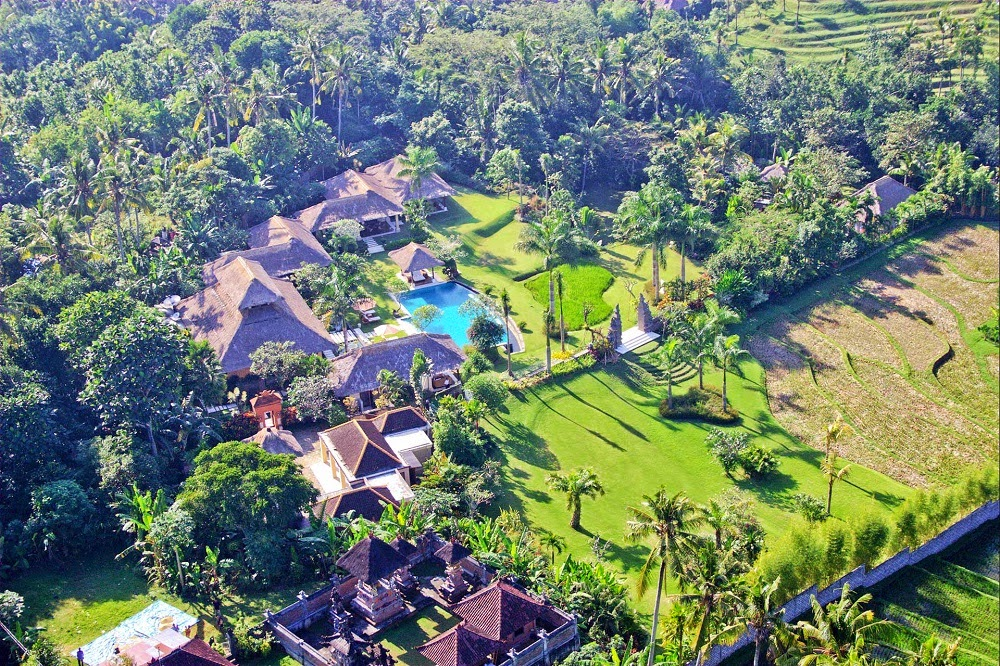 TOP 5 LUXURY RESORT TO GET MARRIED IN BALI THE LOTUS RESIDENCE CANGGU