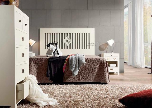 Blog de mbar muebles consejos - Dormitorio colonial blanco ...