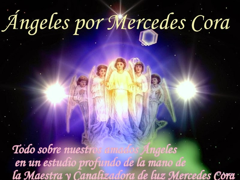 Ángeles por Mercedes Cora