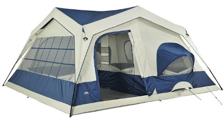 Huge Luxury Camping Tents Huge Luxurious 3 Room Tent