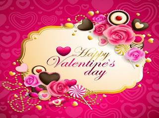 Gambar Romantis Valentine Day