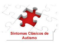 AUTISMO-SINTOMAS